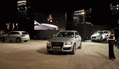 Światowa premiera Audi Q5