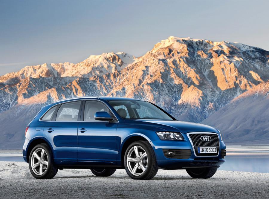Q5 - najnowsza zabawka Audi