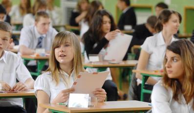 W całej Polsce gimnazjaliści zdawali pierwszą część egzaminu