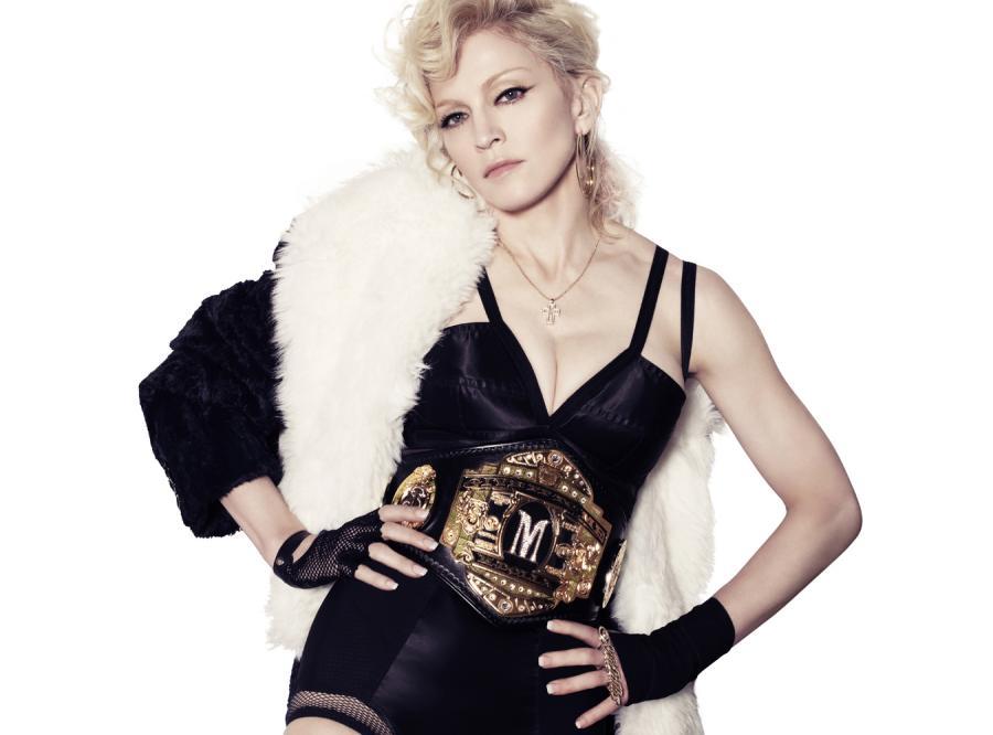 Nowy album Madonny już w sklepach