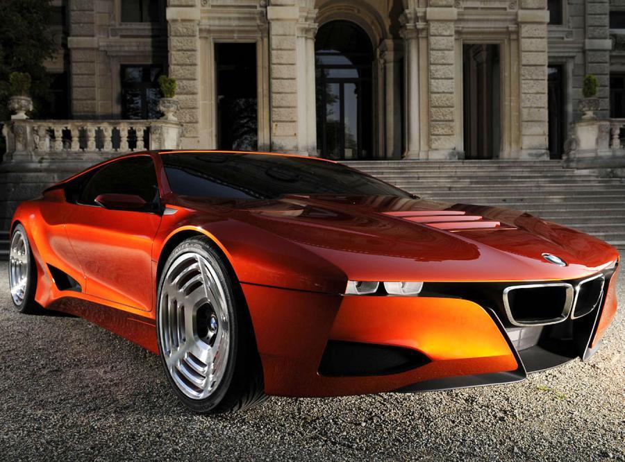 Po 30 latach wraca BMW M1
