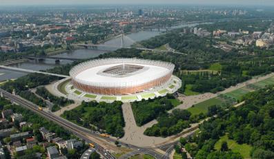 Budowniczy Wembley: Ze stadionami w Polsce zdążymy na czas