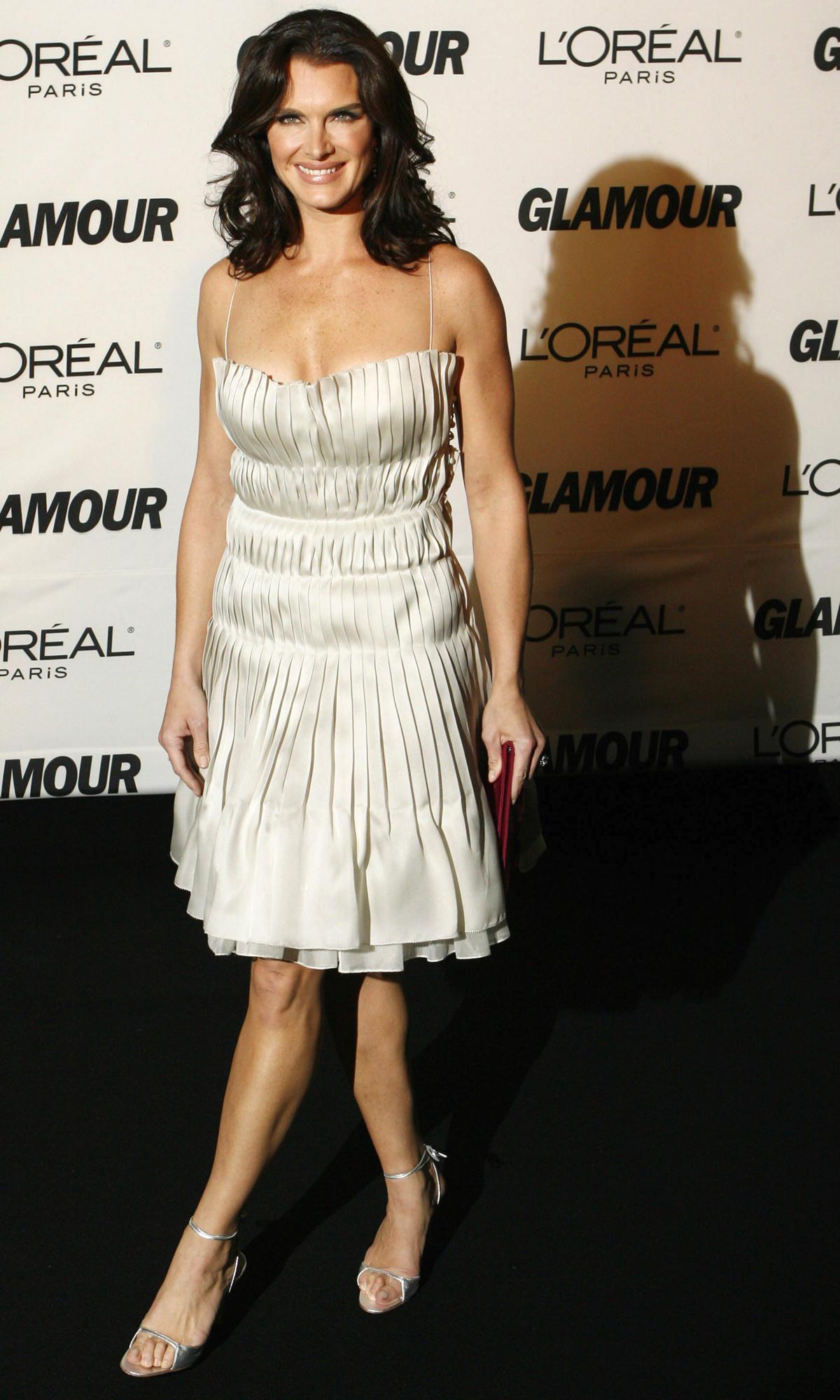 Aktorka Brooke Shields