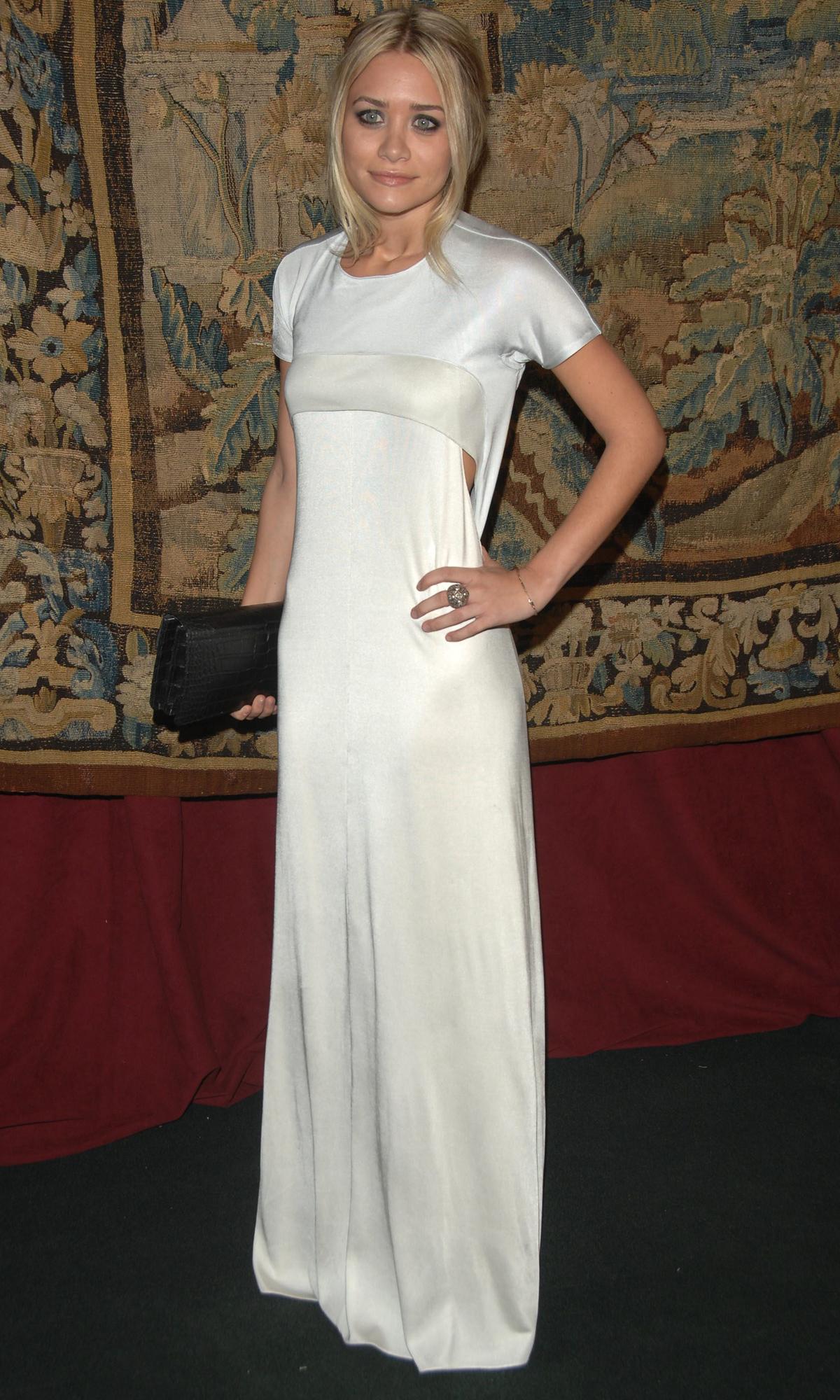 Aktorka Ashley Olsen