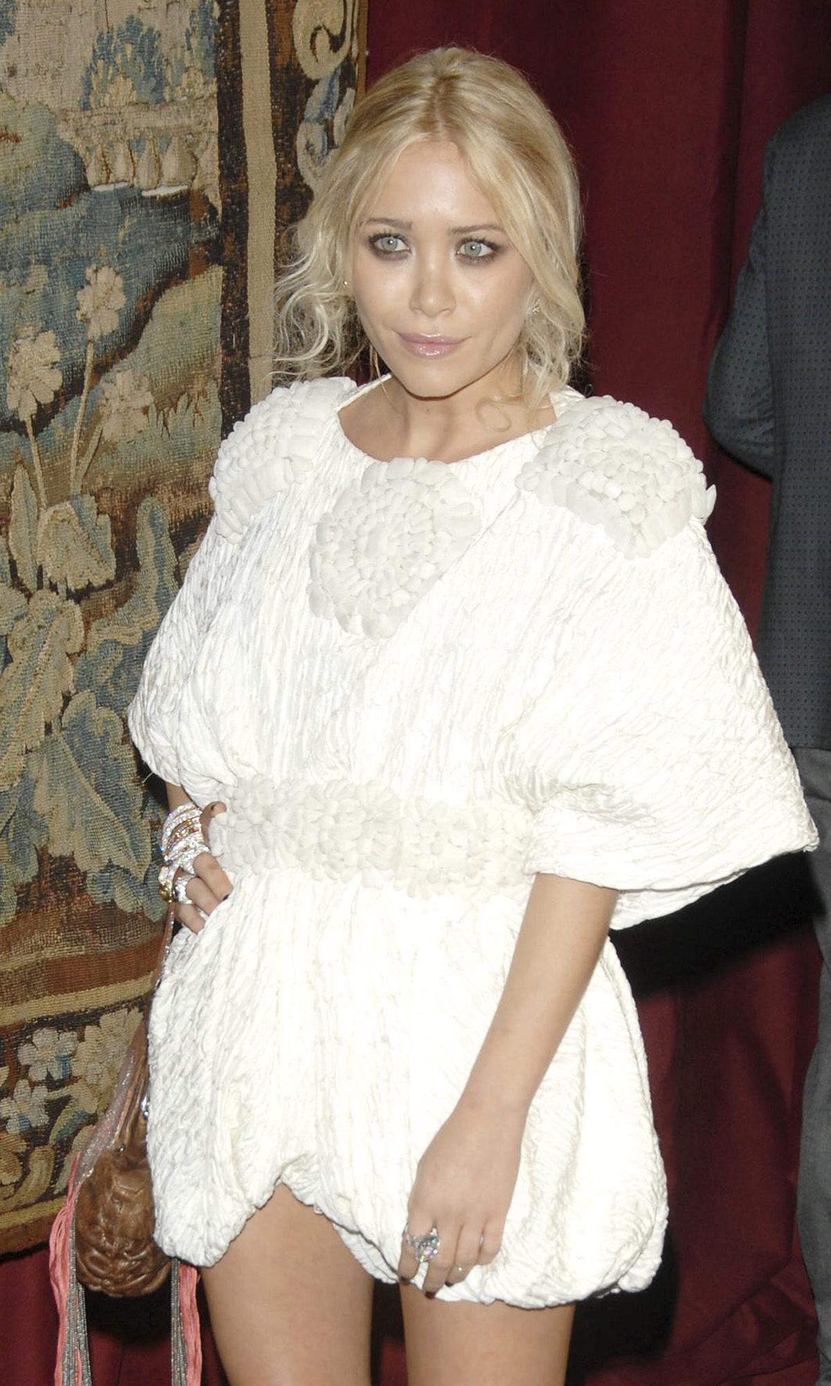 Aktorka Mary-Kate Olsen