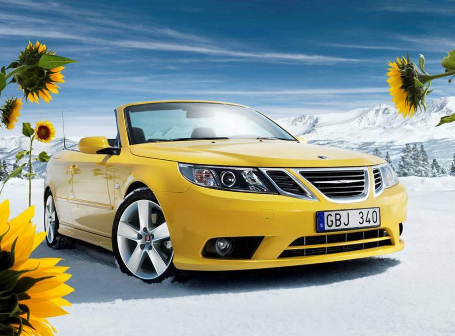 Saab wypuszcza kolejne wcielenie żółtego kabrioletu na wakacje
