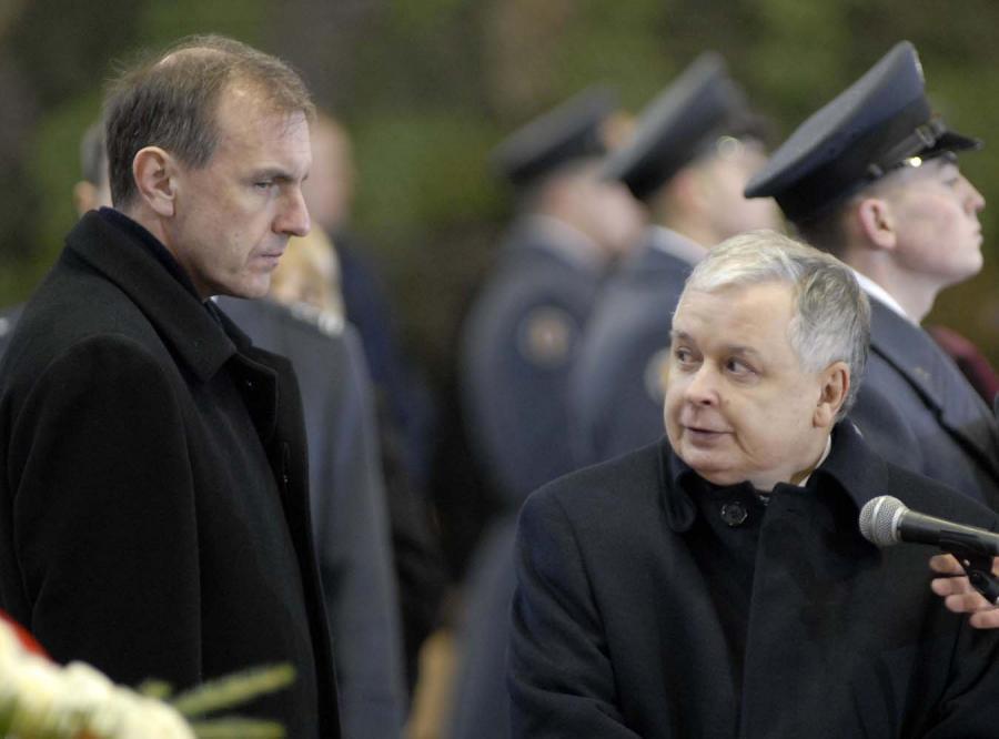 Minister obrony na dywaniku u prezydenta