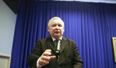 Kaczyński radzi: Nie przepraszać Niemców