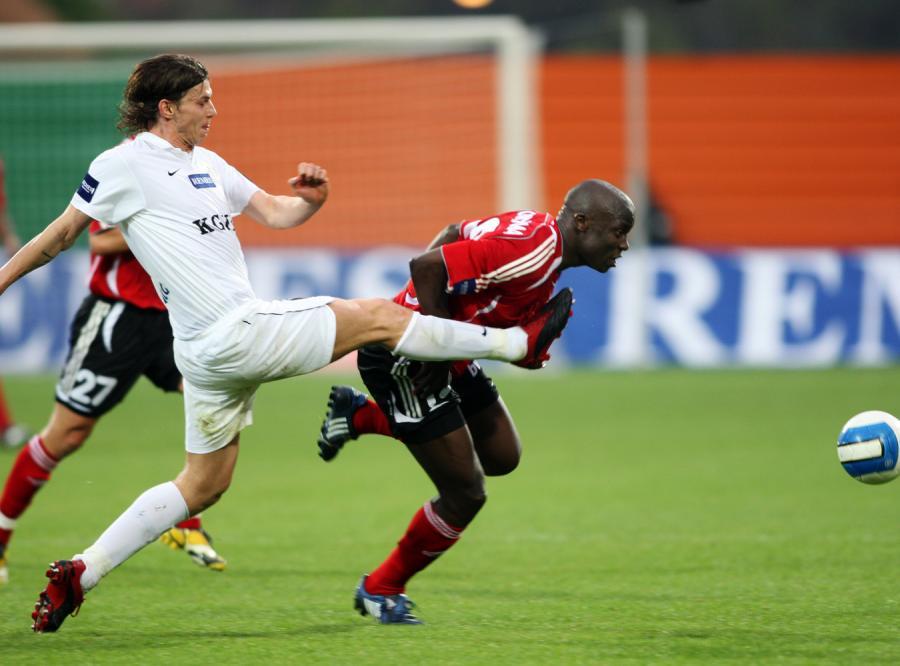Po remisie z Zagłębiem Legia zapewniła sobie start w pucharach UEFA