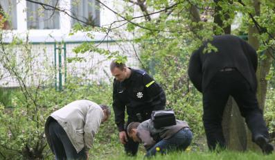 Mężczyzna strzelał do ludzi na warszawskiej Sadybie