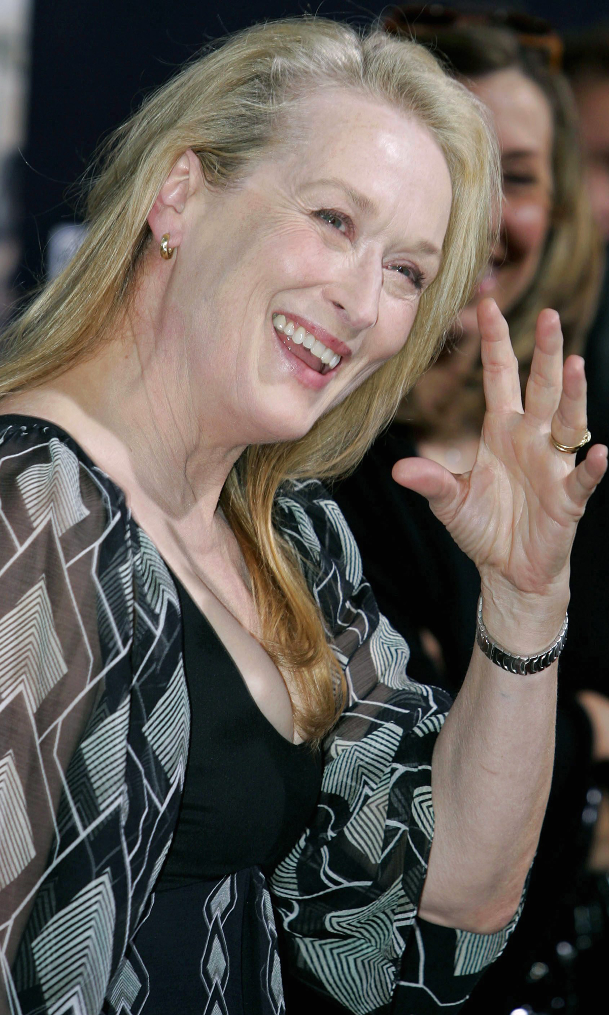 Aktorka Meryl Streep