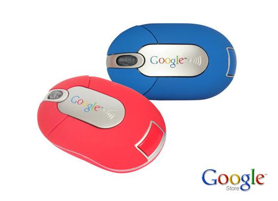 Google handluje myszami