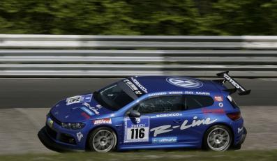 Volkswagen Scirocco zadebiutuje w 24-godzinnym wyścigu na Nürburgring