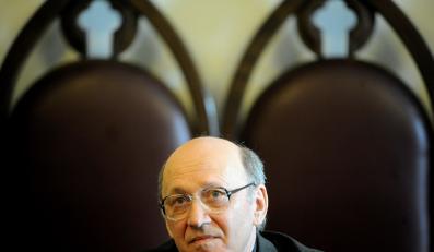 Ministerstwo nie zwolni księdza Hellera z podatku od nagrody Templetona