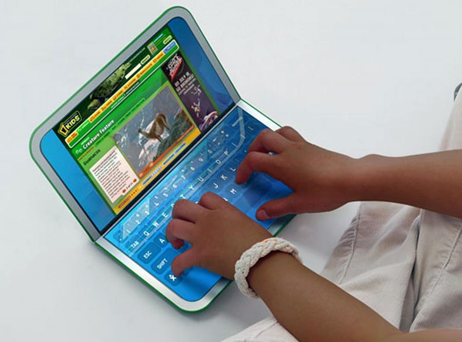 Specjalny laptop dla afrykańskich uczniów