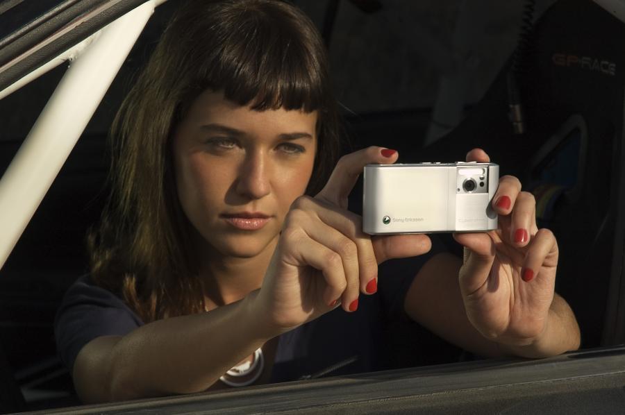 Sony Ericsson nietypowo lansuje nowy telefon