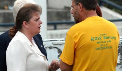 Renata Beger musi zapłacić 7 tysięcy złotych grzywny