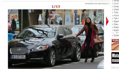 Rusin jeździ autem za 300 tysięcy złotych