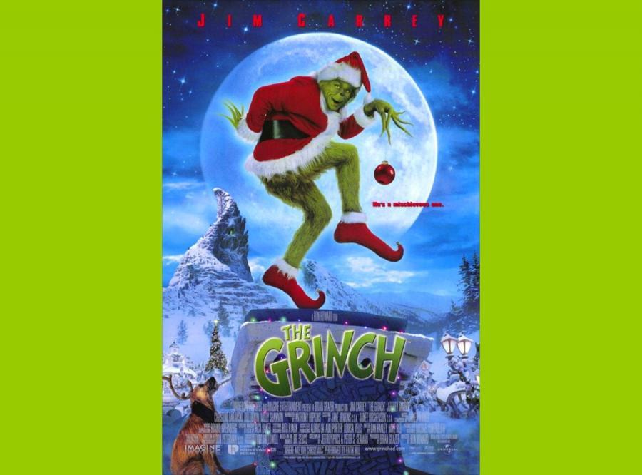 Grinch. Świąt nie będzie