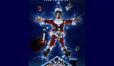 """Plakat filmu """"Witaj święty Mikołaju"""""""