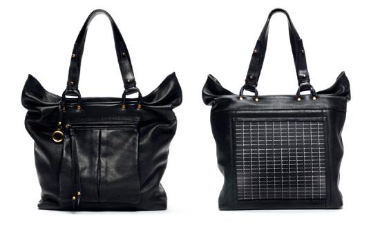 Skórzane torby od Noon Solar - Cortland