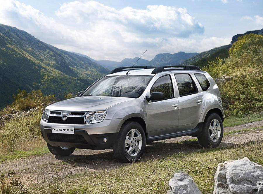 Uwaga, oto terenowa Dacia!