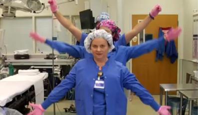 Oto najzabawniejsze wideo ze szpitala