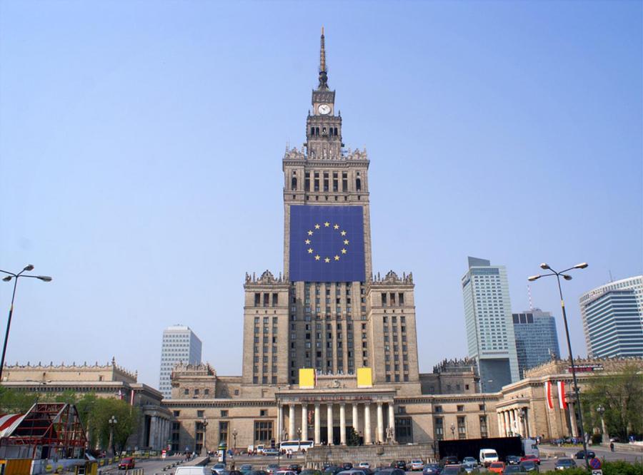 Warszawa brudniejsza od Wilna