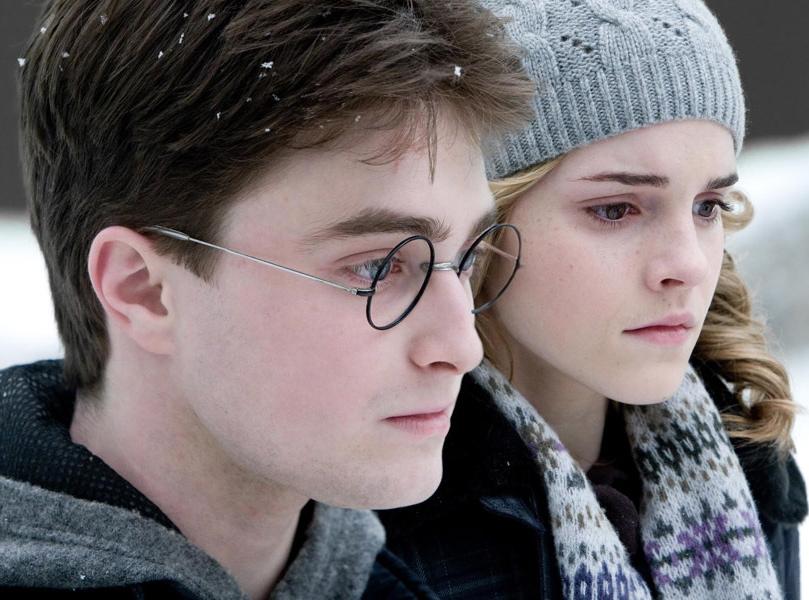 Daniel Radcliffe i Emma Watson
