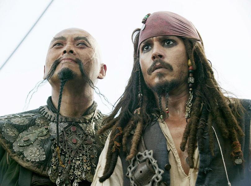 Piraci z Karaibów- Na krańcu świata