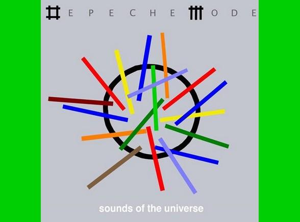 Okładka płyty Depeche Mode \