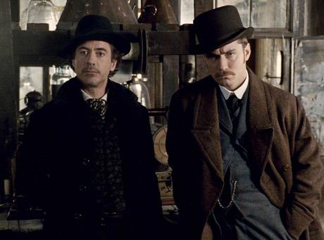 Sherlock Holmes - bohater każdych czasów