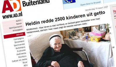 Holenderska gazeta przeprosi Polaków