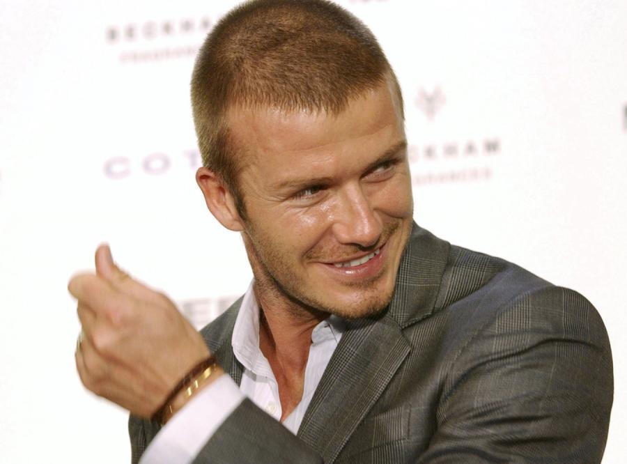 W internecie można kupić frytkę Davida Beckhama