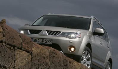 Nowe Mitsubishi jadą z Rosji…