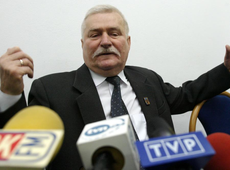 Wałęsa: Pozwę Kaczyńskiego o milion euro