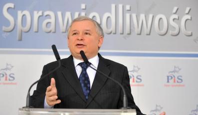 Kaczyński o rządzie: Jest źle