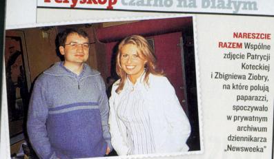 Jest wspólne zdjęcie Ziobry i Koteckiej