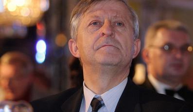 Eugeniusz Kolator, wiceprezes Polskiego Związku Piłki Nożnej, pojechał na wakacje