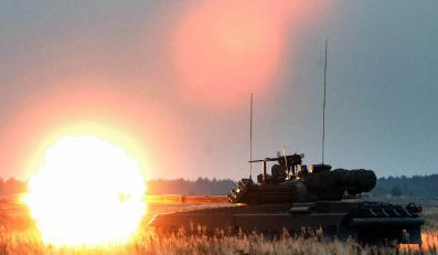 Wojsko ostrzelało wioskę koło Drawska