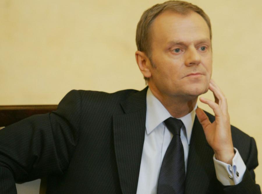 Donald Tusk: Zaraz po meczu chciałem zabić