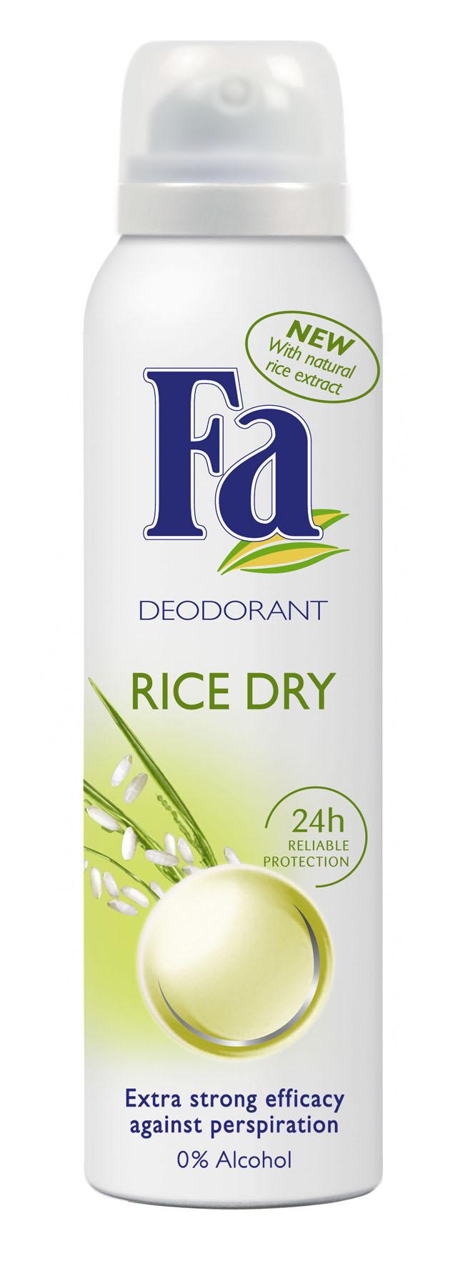 6. Fa Rice Dry, ok. 9 zł