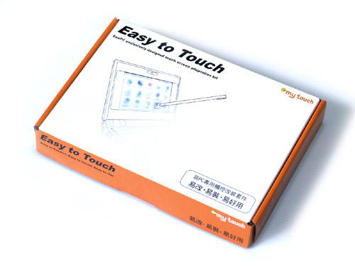 Dotykowy ekran Eee PC 701 wsadź sam
