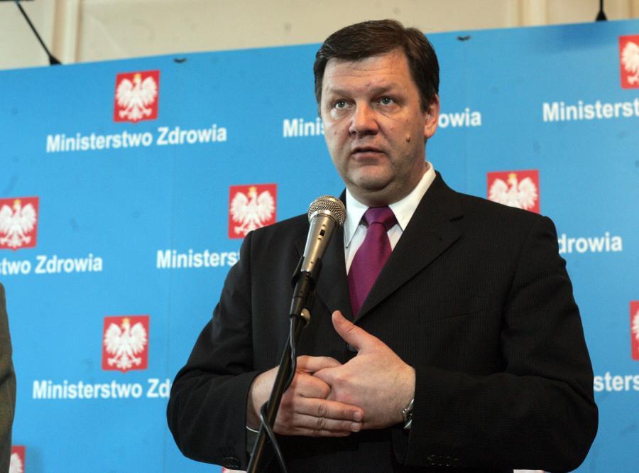 Wiceminister Grzegorek wziął łapówkę?