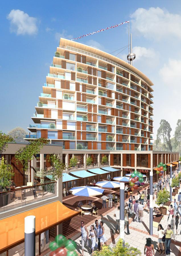 Hotel Baltic Port Molo w Świnoujściu