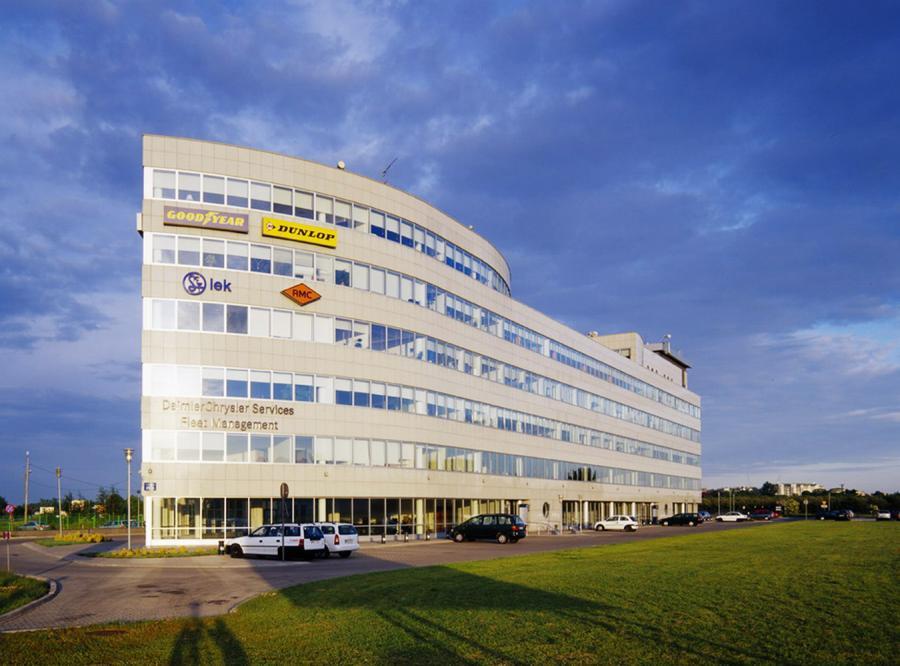 Kompleks biurowy Batory został kupiony w tym roku przez Liebrecht & wooD