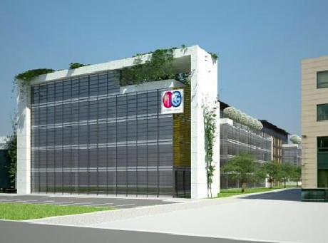 SGI Baltis buduje biurowiec przy Czerniakowskiej
