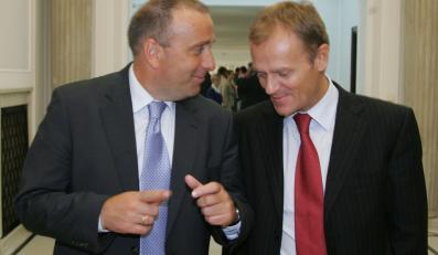 Donalda Tuska na Euro zastąpi wicepremier i szef MSWiA Grzegorz Schetyna