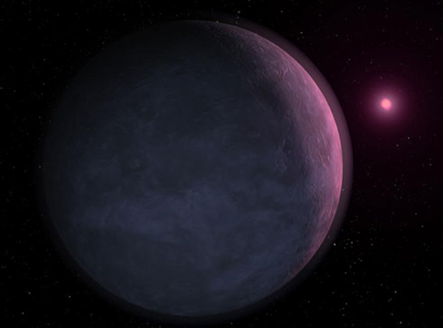MOA-2007-BLG-192L - czy to będzie nowa Ziemia?