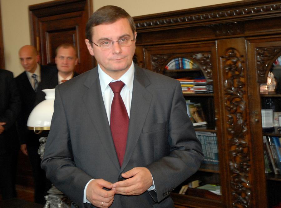 Były minister nie oddał 700 złotych